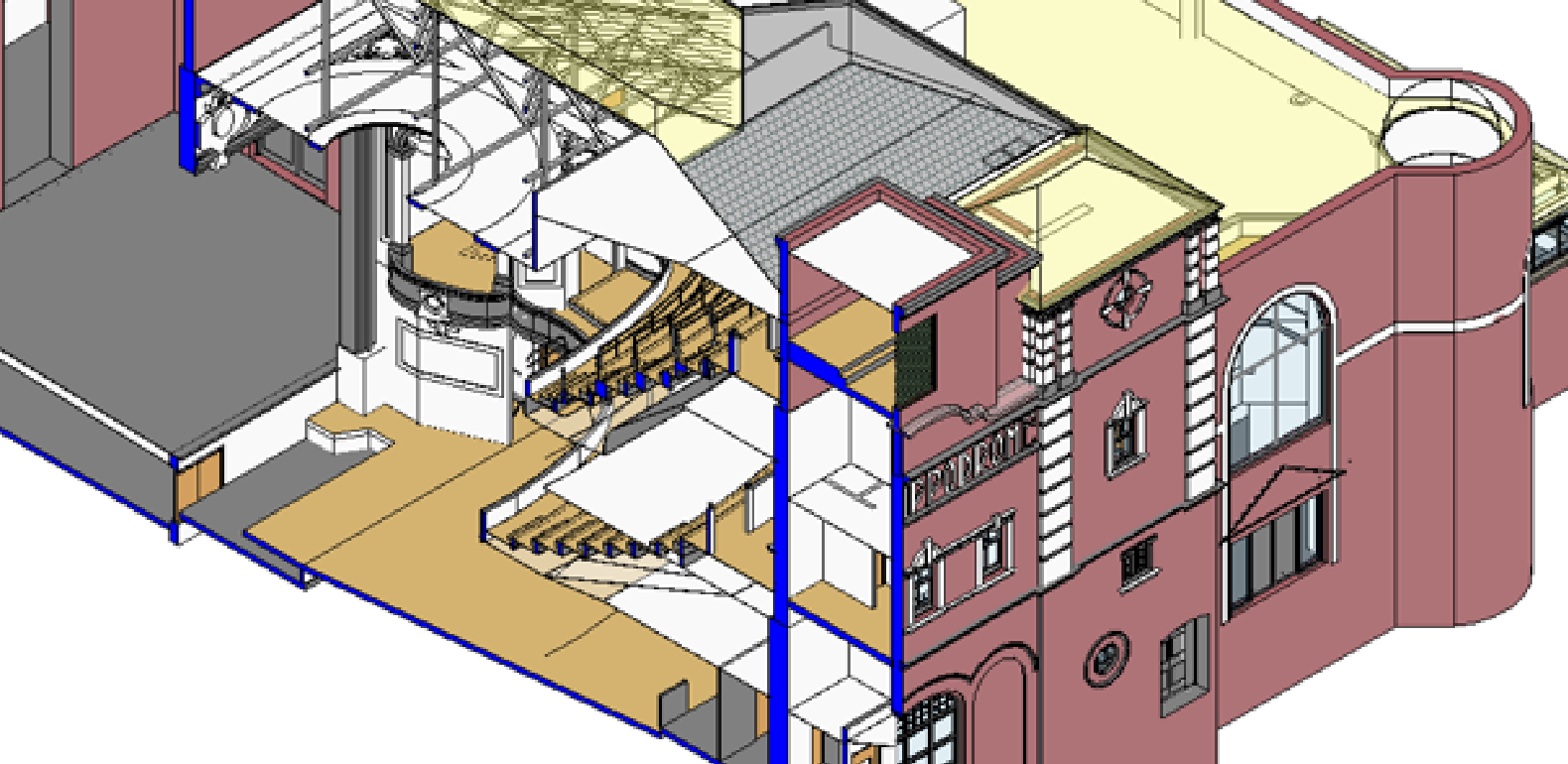 Building Information Modelling – Scan to BIM
