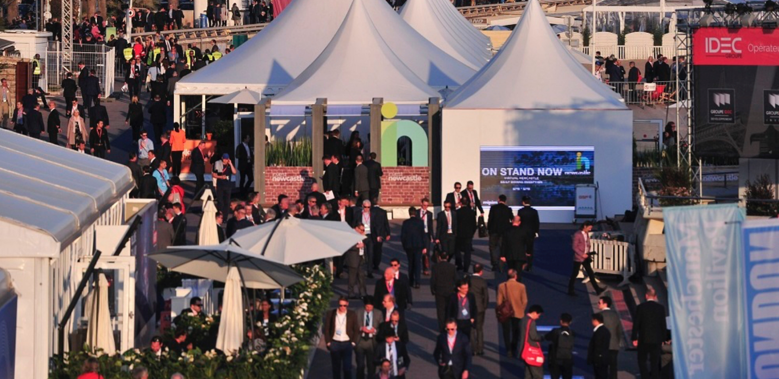Naylors fly the flag for the North East at MIPIM 2017