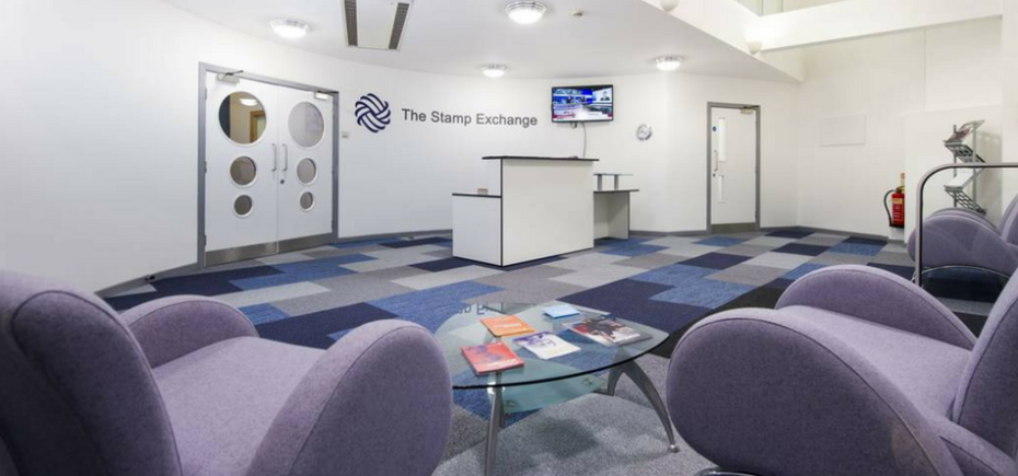 Naylors completes Stamp Exchange refurbishment for NEEC